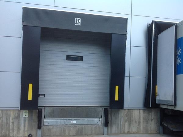 Abrigos muelle de carga krode - Muelles de puertas ...